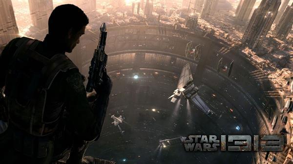 Возвращение Star Wars 1313?