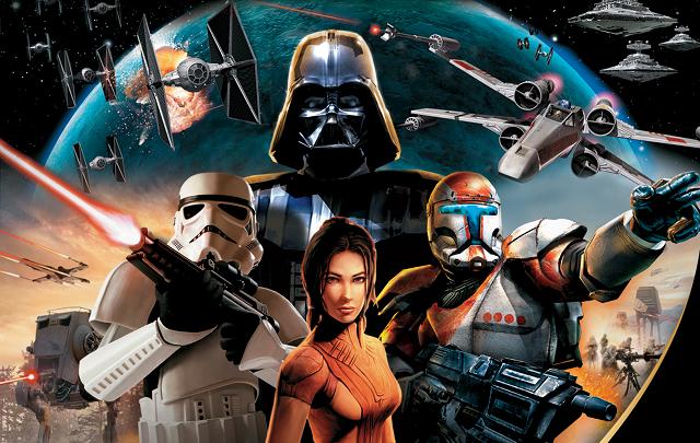 Классические ЗВ-игры на GOG