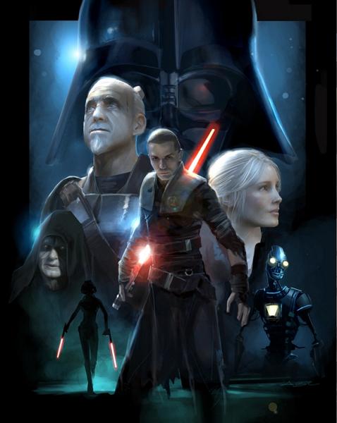JC объявляет о проекте «Ретроспектива The Force Unleashed»
