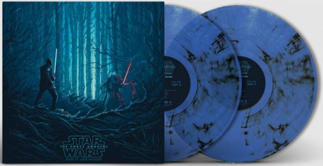 Звёздные войны. Эпизод VII: Пробуждение Силы / Star Wars 7: The Force Awakens [2015]: Виниловое издание саундтрека к VII эпизоду