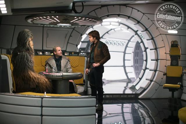 Хан Соло. Звёздные войны. Истории / Solo: A Star Wars Story [2018]: Хан Соло: новые фото и детали сюжета, Секреты от Entertainment Weekly