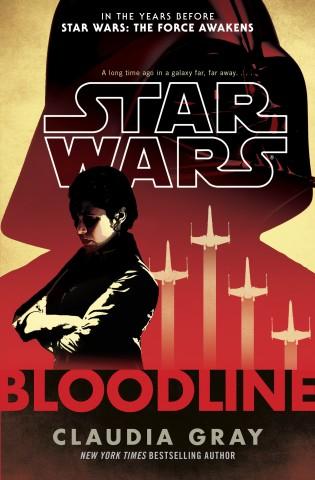 Вышла рецензия на роман Клаудии Грэй «Bloodline»