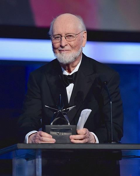 Джон Уильямс получил награду AFI