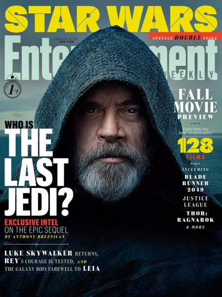 Entertainment Weekly раскрывает карты