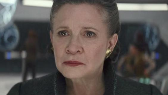 Новости Звездных Войн (Star Wars news): Блог им. admin: Марк Хэмилл: история Леи завершится в IX эпизоде
