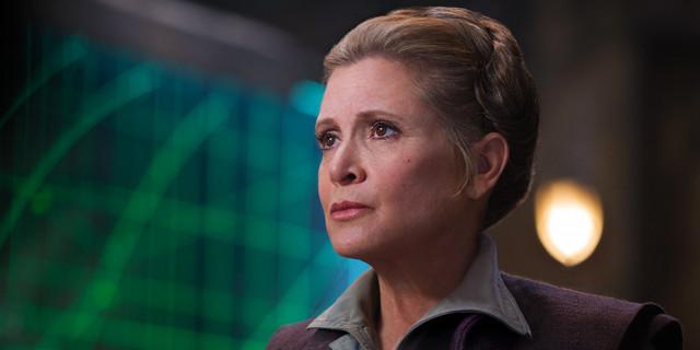 Звёздные войны. Эпизод 8: Последний джедай / Star Wars VIII: The Last Jedi [2017]: Кеннеди: Кэрри Фишер в IX эпизоде не будет