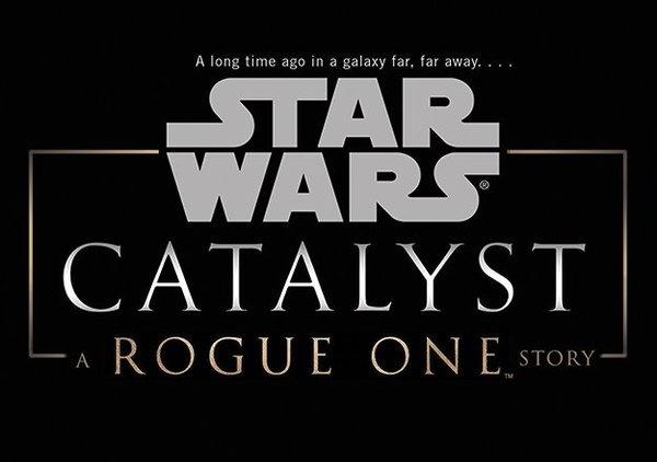 Книги и комиксы: Анонс первых произведений по Rogue One