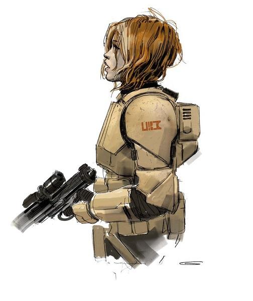 Rogue One: A Star Wars Story / Изгой-один. Звёздные войны: Истории [2016]: Альтернативная концовка Изгоя-один, Кто мог пережить битву на Скарифе?