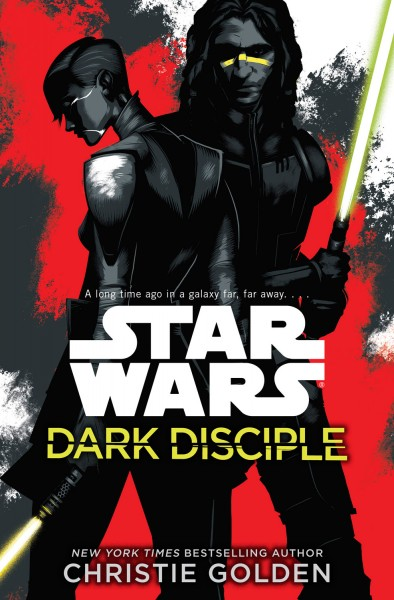 Аннотация Dark Disciple намекает на интрижку Квинлана Воса и Асажж Вентресс