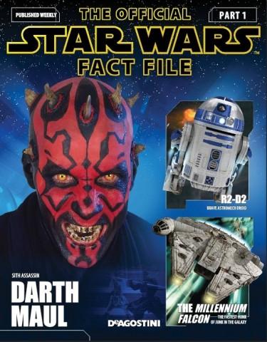 Журнал Star Wars Fact File, версия 2